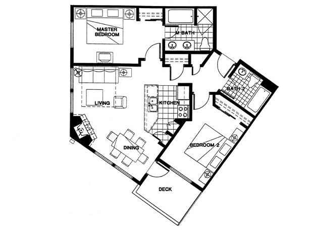Powderhorn Lodge 404